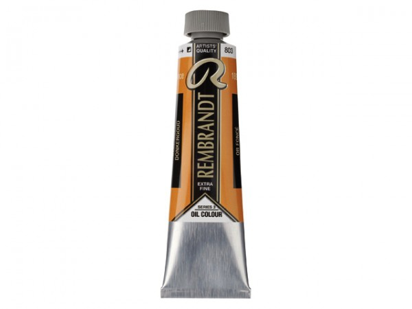 Rembrandt Donkergoud 803 S3 olieverf 40ml