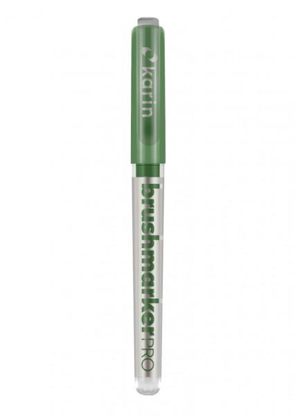 Olive green 281 Karin marker Aquarelmarker