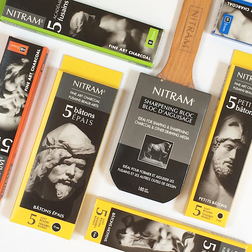Nitram Charcoal (Houtskool)