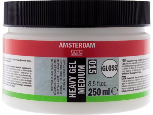 Amsterdam Heavy Gel Glanzend Medium 015 250ml