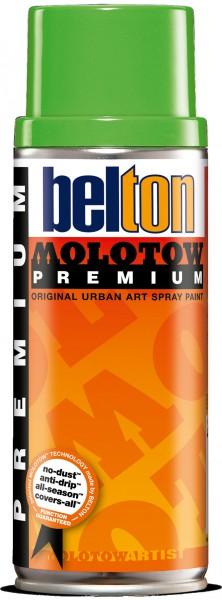 157 cliff green 400 ml Molotow Premium Belton