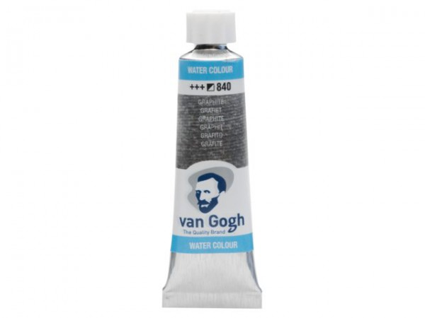 Grafiet 840 tube 10 ml. Van Gogh Aquarelverf