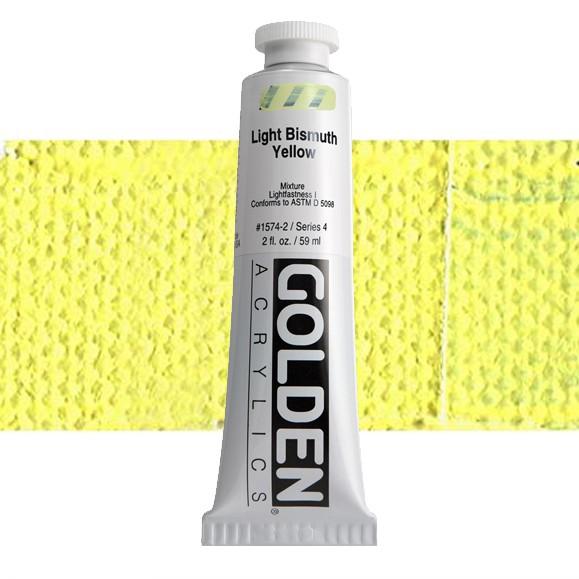 Heavy Body 1574 S9 Geel bismuth Light Golden 60ml