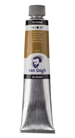 Gele Oker 227 Olieverf 200 ml. Van Gogh