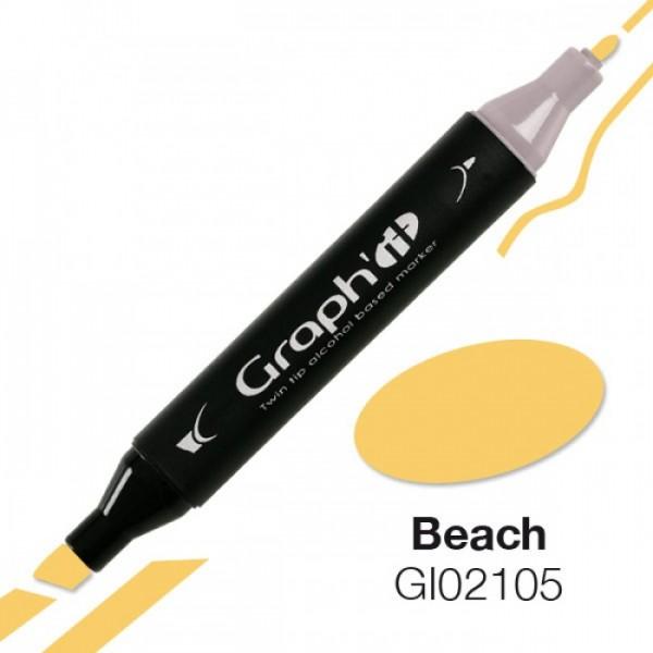 Graph'it marker 2105 Beach Alcohol Marker