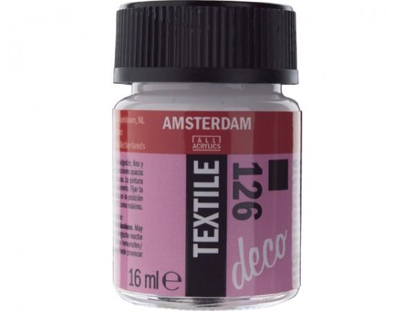 Textielverf Dekkend Wit - 126 Amsterdam Deco 16ml