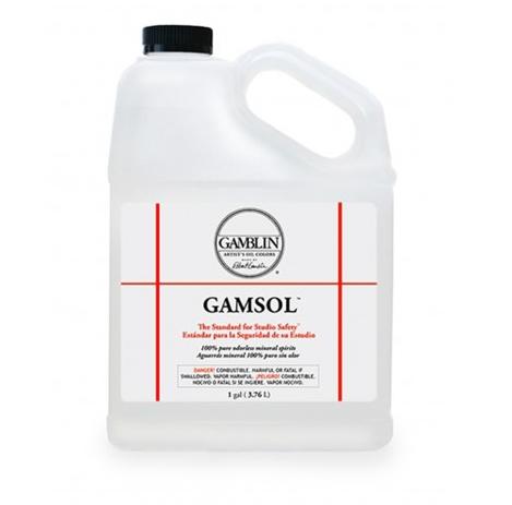 Gamsol 3,76l natuurlijke Terpentine vervanger Gamblin