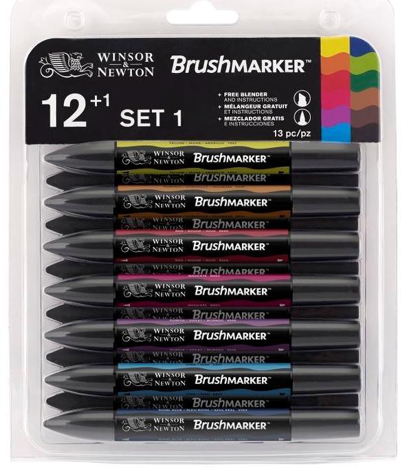 BrushMarker Sets