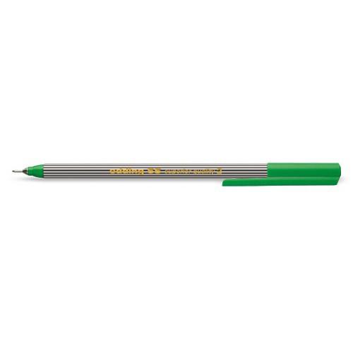 Edding 55 Groen 004 rond 0,3 mm fineliner