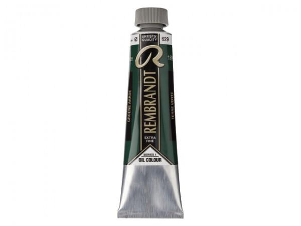 Rembrandt Groene Aarde 629 S1 olieverf 40ml