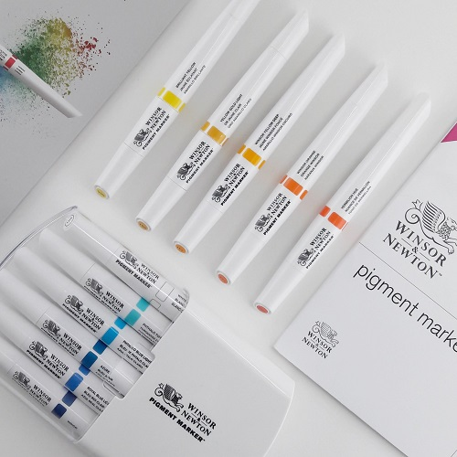 W&N Pigment markers