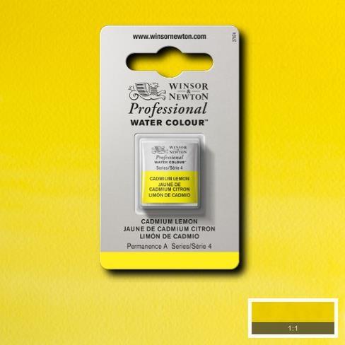 Artist's Aquarel Cadmium Lemon napje 086 S4