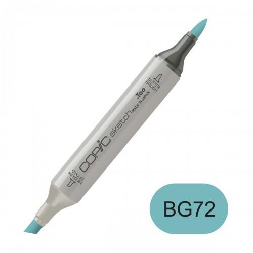 COPIC sketch BG72