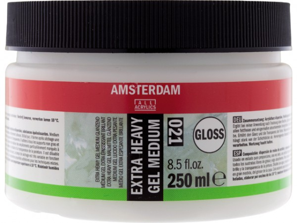 Amsterdam Extra Heavy Gel Glanzend medium 021 250ml