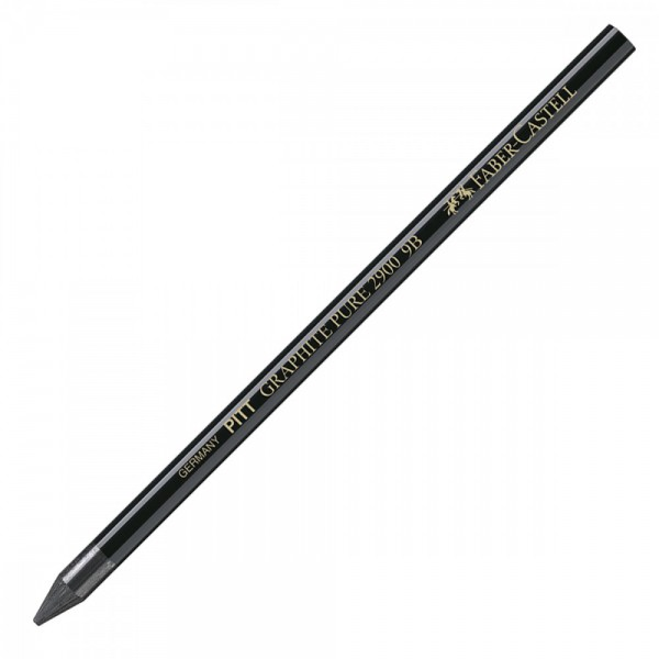 Graphite Pure Faber Castell 2900 9B