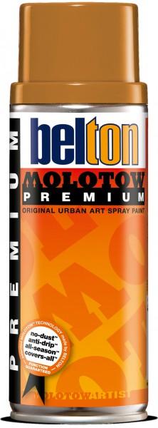 198 ocher brown 400 ml Molotow Premium Belton