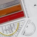 Linialen Koershoekmeter e.d.