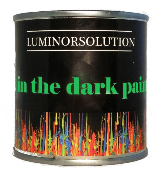 GROEN - Glow in the Dark verf