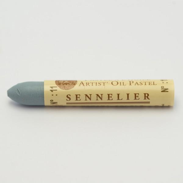 Blauwachtig grijs 11 oliepastel Sennelier 5ml