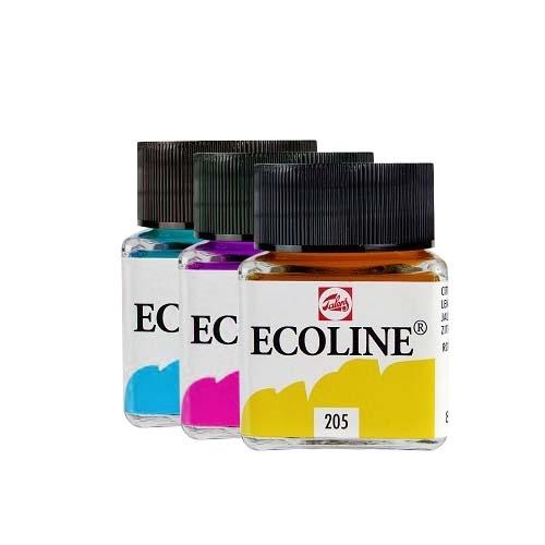 Ecoline inkt