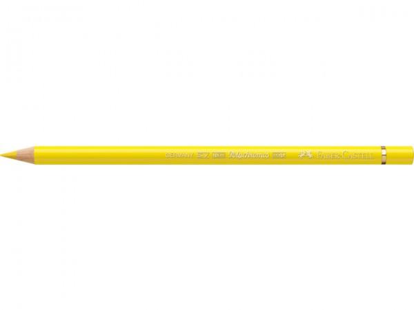 Polychromos 106 chroomgeel Faber Castell kleurpotlood