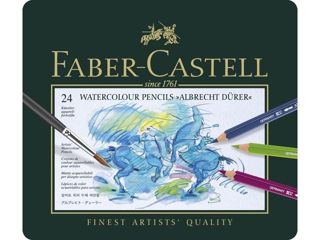 Faber Castell Aquarelpotloden Abrecht Durer