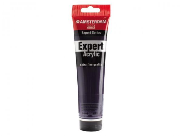 Amsterdam Expert 150ml 568 S3 Permanentblauw Violet