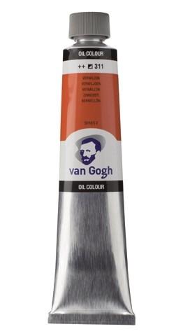 Vermiljoen 311 Olieverf 200 ml. Van Gogh