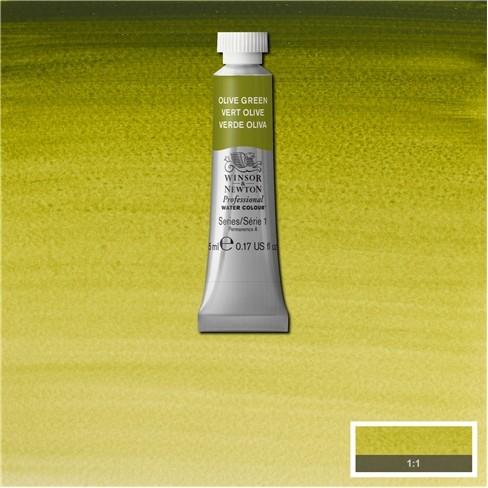 Artist's Aquarel Olive Green 5ml 447 S1