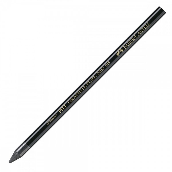 Graphite Pure Faber Castell 2900 6B