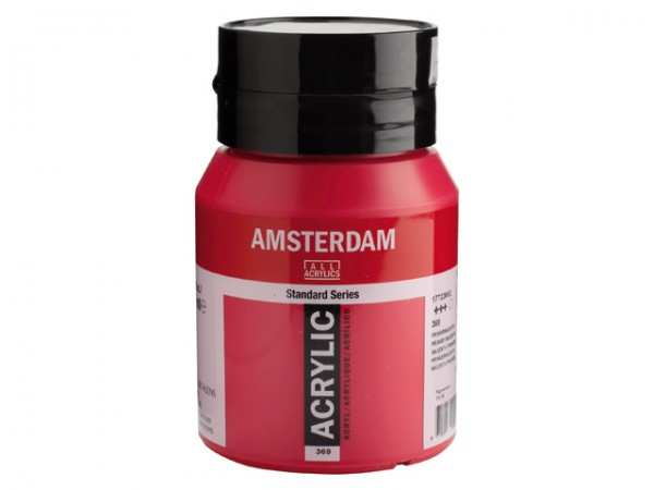 Amsterdam Acryl 500ml 369 Primairmagenta