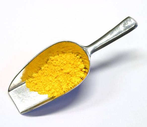 Pigment Kalk geel donker (PY3-PO5-PW18/21)