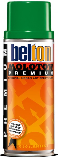 160 MISTER GREEN 400 ml Molotow Premium Belton
