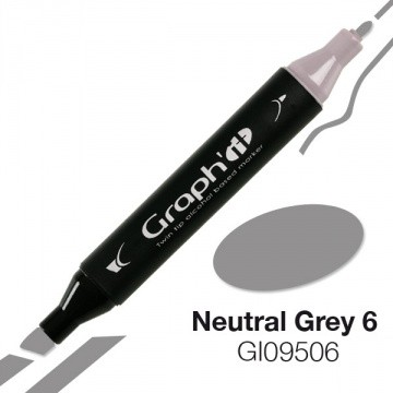 Graph'it marker 9506 Neutral Grey 6 Alcohol Marker