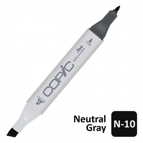 Copic marker N10