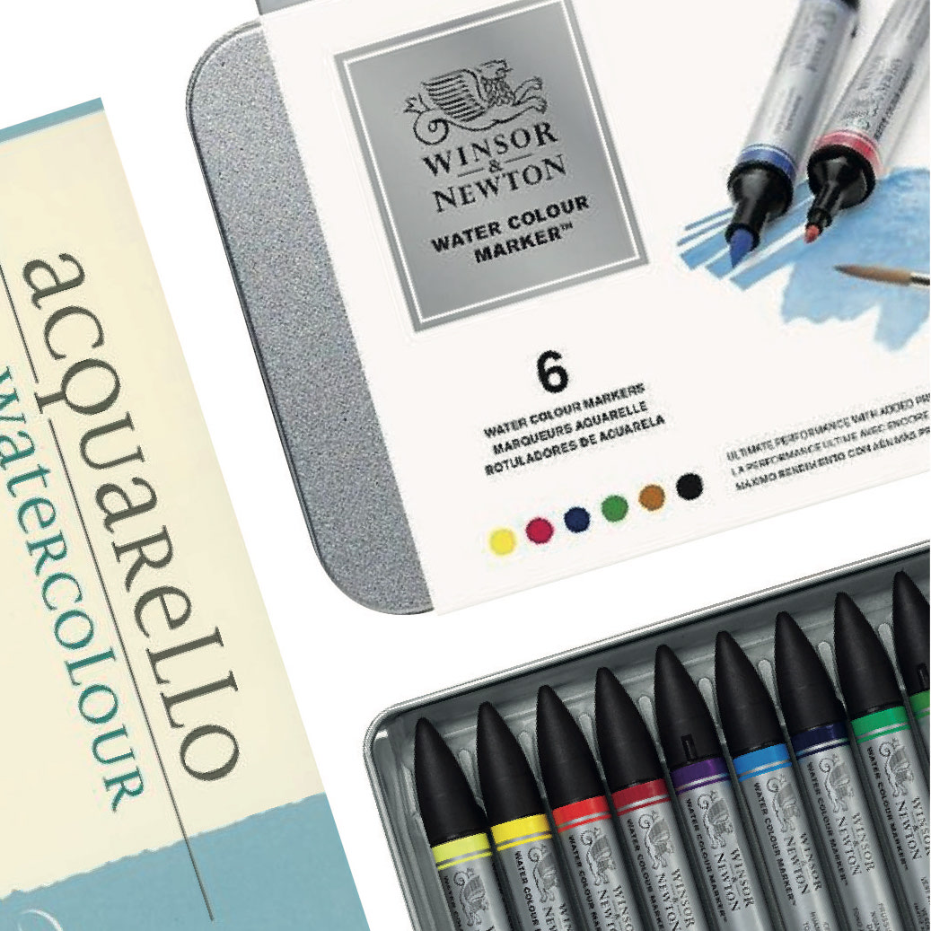 W&N Water Colour Markers