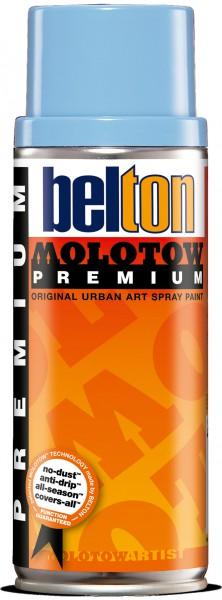 092 shock blue light 400 ml Molotow Premium Belton
