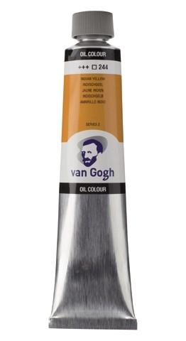 Indischgeel 244 Olieverf 200 ml. Van Gogh