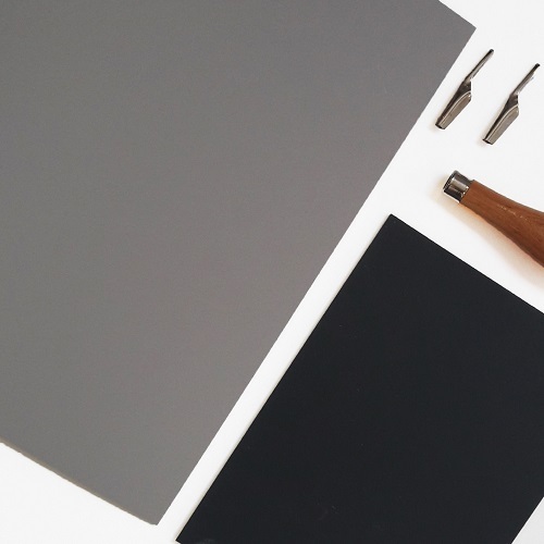 Linoleum plaatjes