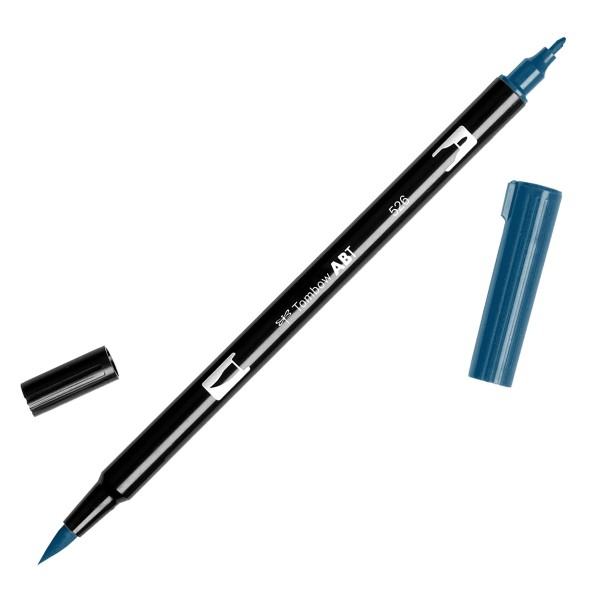 Tombow Dual Brush 526 True Blue