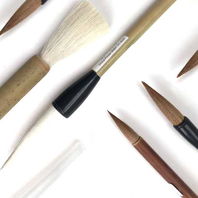 Japanse Inkt penselen