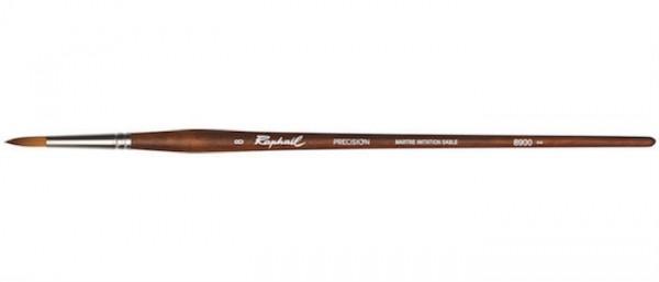 Raphael penseel rond Acryl 8900.8 PRECISION