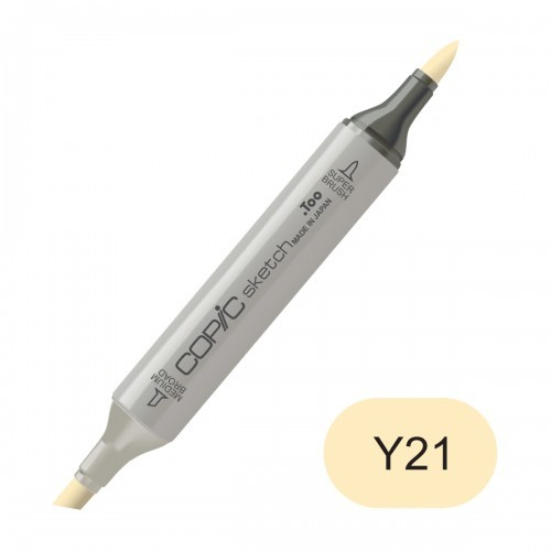 COPIC sketch Y21