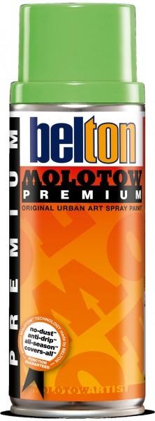 156 wasabi 400 ml Molotow Premium Belton