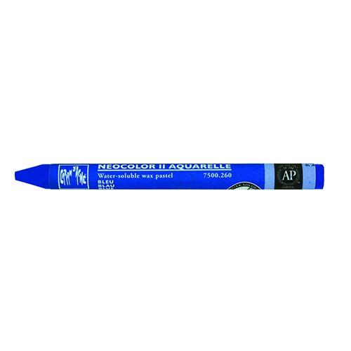 Neocolor II BLUE 260 Caran d'ache