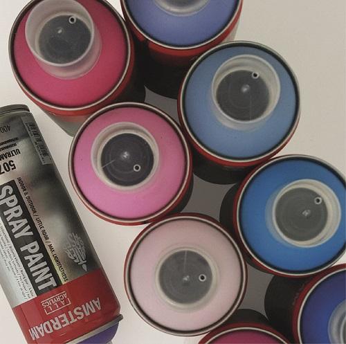 Amsterdam Spray Paint