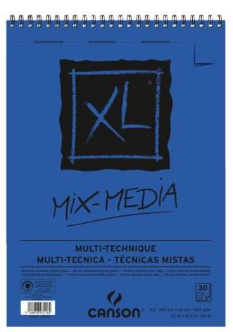 A3 Mix Media XL Blok Canson 300 gr
