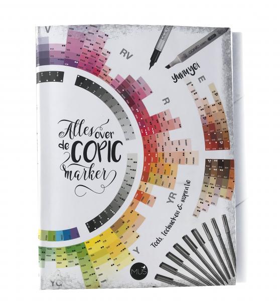 Alles over de Copic Marker - boek