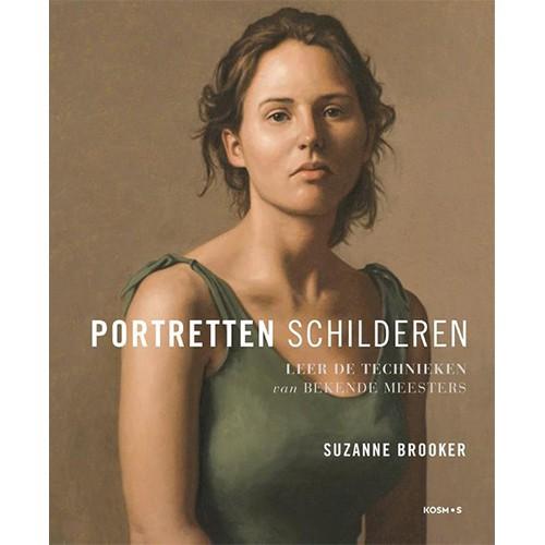 Portretten schilderen - boek