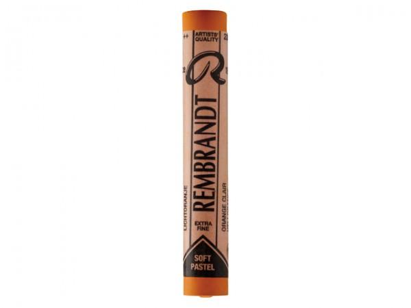 Licht Oranje 236.5 Soft Pastel Rembrandt